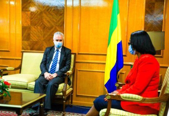 Le Canada est impressionne par la rigueur et la - « Le Canada est impressionné par la rigueur et la transparence dont fait preuve le Gabon dans la lutte contre la Covid-19 » (Richard Bale)