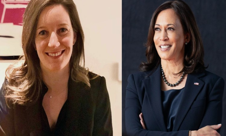 final Kamala Harris 139674503 cropped - Une ancienne assistante de la Vice-présidente, Lily Adams, rejoint le département du Trésor pour aider à vendre un plan de relance