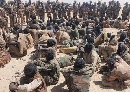 22389e32 820f 4208 - Tchad : Plus de 300 rebelles neutralisés par l'armée, 150 faits prisonniers