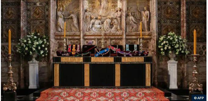 6bisFunrailles6 - Les funérailles du prince Philip, époux de la reine Elizabeth II d'Angleterre en quelques images