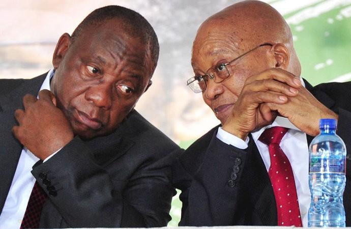 Afrique du Sud : corruptionet lutte intestine au sommet de l'État