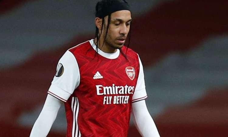 Aubameyang - Arsenal:Pierre-Emerick Aubameyang à l'infirmerie