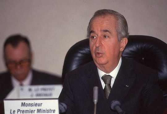 BALLADUR - SORTIE DE L'EX-PREMIER MINISTRE FRANÇAIS SUR LE GENOCIDE RWANDAIS