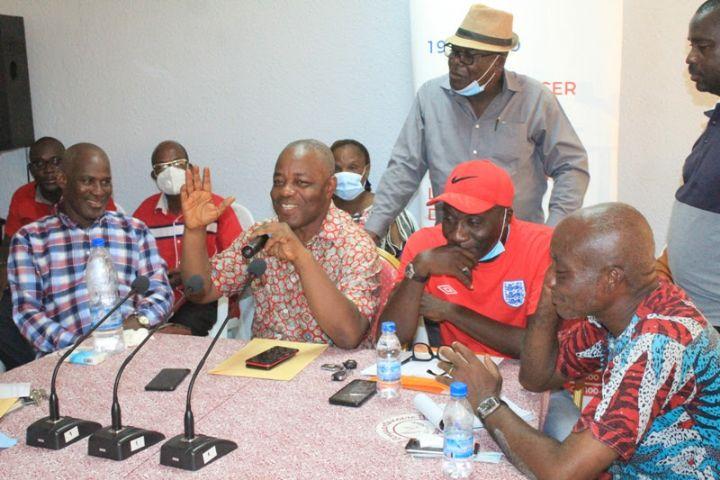 Cote dIvoire le Collectif des syndicats des collectivites territoriales suspend - Côte d'Ivoire: le Collectif des syndicats des collectivités territoriales suspend sa grève
