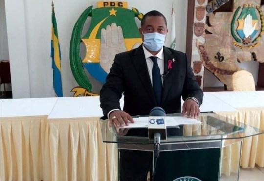 Deces de Fidele Andjoua OndimbaLes condoleances du PDG a Ali - Décès de Fidèle Andjoua Ondimba:Les condoléances du PDG à Ali Bongo Ondimba