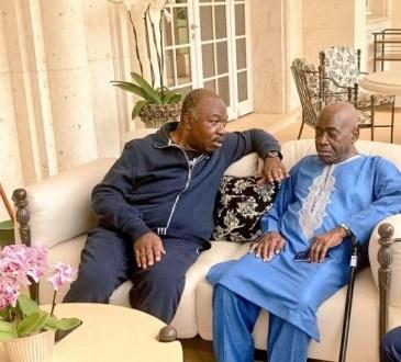 GabonLa famille presidentielle en deuil - Gabon:La famille présidentielle en deuil