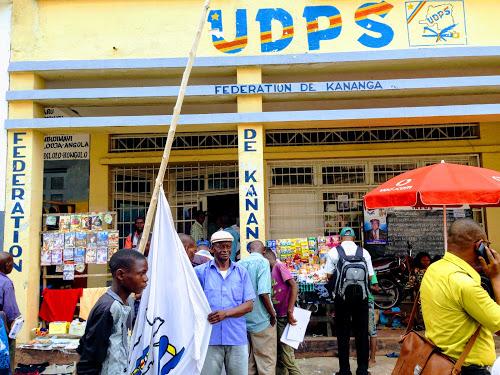 RDCongo: bagarre entre deux groupes de l'UDPS à Kananga