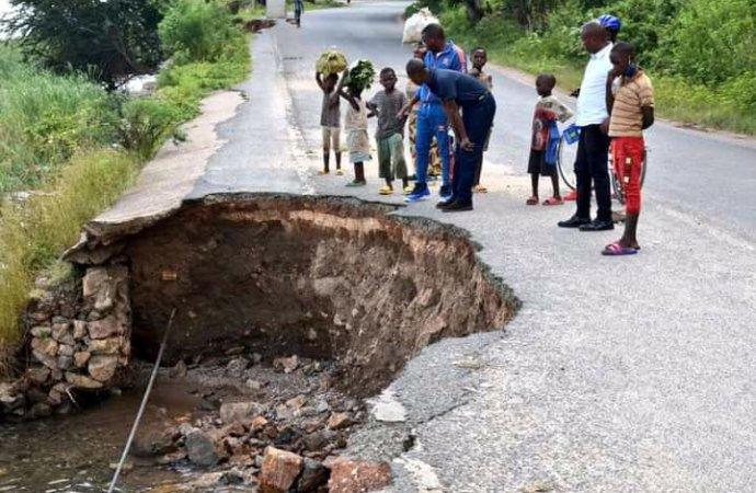 Le débordement du lac Tanganyika affecte le Burundi, le Congo et la Tanzanie