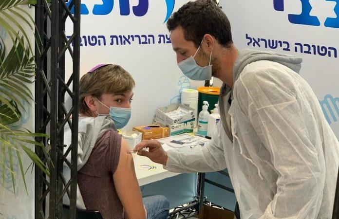 Lobligation du port du masque en exterieur levee ce dimanche - L'obligation du port du masque en extérieur levée ce dimanche en Israël grâce à la vaccination