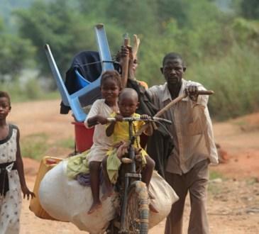 RDC: 21.000 personnes déplacées depuis fin mars au Kasaï