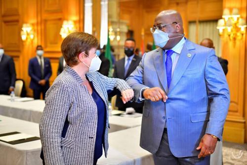Le FMI réaffirme son appui à l'économie de la RDC