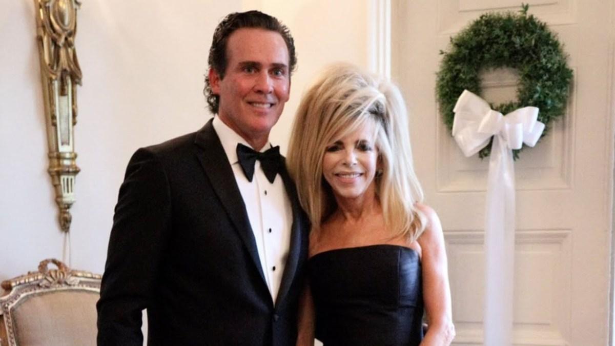 Joe Lara et son épouse Gwen Shamblin en 2018