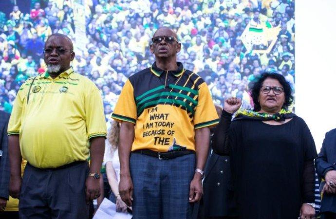Afriquedu Sud: l'ANC suspend un de ses dirigeants pour corruption