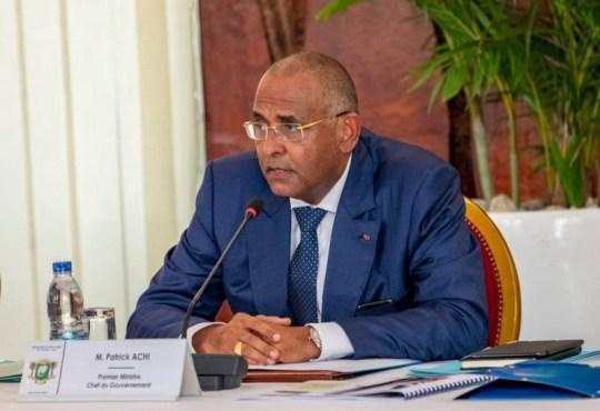 Cote dIvoire le Premier ministre Patrick Achi attendu a - Côte d'Ivoire : le Premier ministre Patrick Achi attendu à Abidjan, ce vendredi