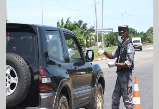 GabonRespect du couvre feuLes forces de defense et de securite appelees - Gabon/Respect du couvre-feu:Les forces de défense et de sécurité appelées à plus de fermeté