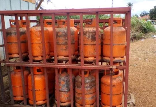 Gaz domestiqueVers la production de 1 600 bouteilles par jour - Gaz domestique:Vers la production de 1 600 bouteilles par jour à Moanda