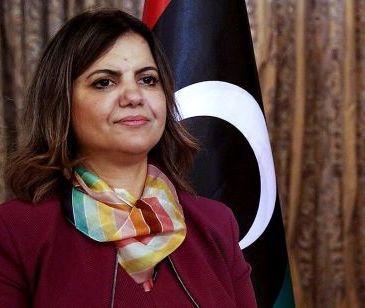 Najla al Mangoush - Des groupes armés prennent d'assaut le siège de la présidence libyenne