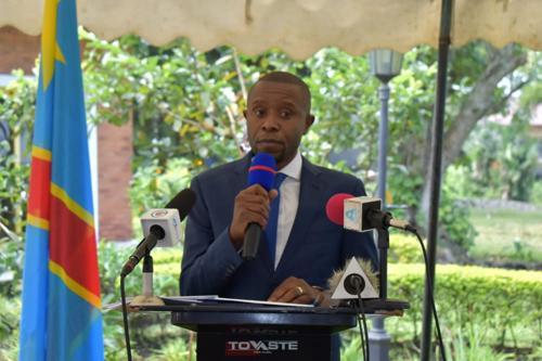 Nord-Kivu : le gouverneur Nzanzu appelle au soutien des autorités militaires