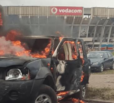 RDC : La fin du ramadan tourne à l'émeute à Kinshasa (Vidéo)