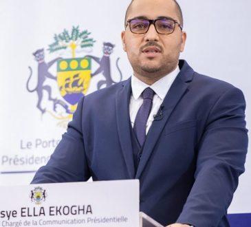 Election du Gabon au Conseil de securite de lONU - Election du Gabon au Conseil de sécurité de l'ONU : « Le signe que notre pays est un partenaire recherché sur la scène internationale » (Jessye Ella Ekogha)