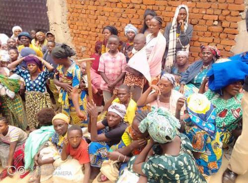 Nord-Kivu : la société civile de Kirumba demande au gouvernement provincial d'assurer le retour des déplacés de Goma