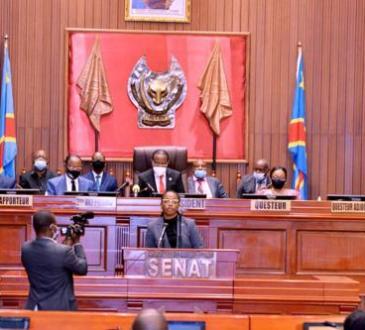 RDC : Eddy Mundela élu Premier vice-président du Sénat