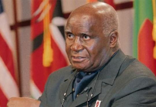 ZambieKenneth Kaunda est mort - Zambie:Kenneth Kaunda est mort