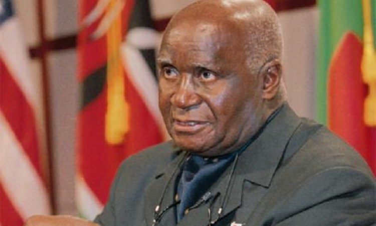 Zambie:Kenneth Kaunda est mort