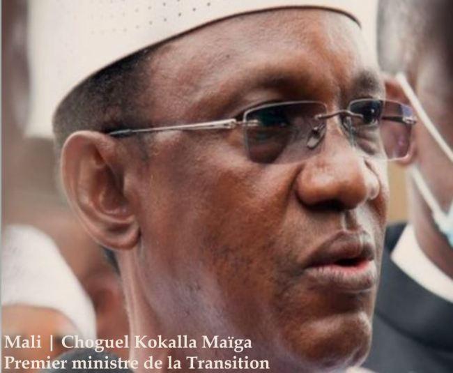 Mali   Choguel Kokalla Maïga, Premier ministre de la transition.