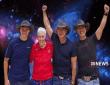 20 juillet, Jeff Bezos et ses trois compagnons en route pour l'espace/DBNEWS