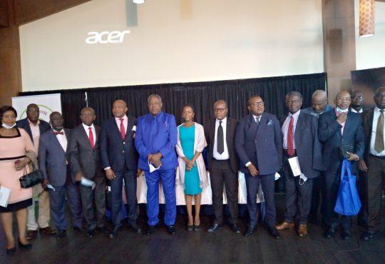 Congo/Société : Patrice Passy appelle au dynamisme pour le développement de l'Afrique