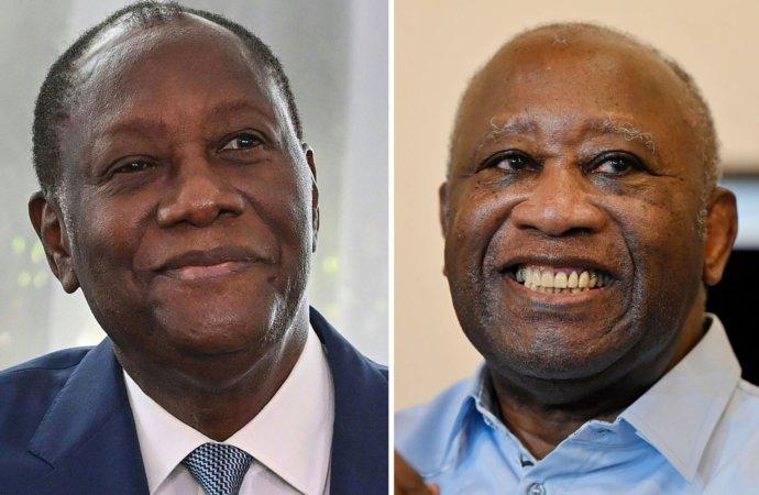 Côte d'Ivoire: rencontre Ouattara – Gbagbo le 27 juillet, une première en 10 ans