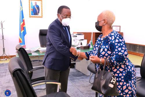 Désignation des membres de la CENI : Bintou Keita plaide pour la représentativité de la femme  auprès de Bahati