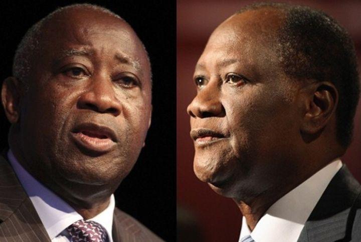 Dix ans après la crise post-électorale, Alassane Ouattara reçoit Laurent Gbagbo