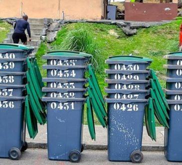 Gabon : Pour rendre Libreville plus propre, Clean Africa lance un système de collecte des ordures « porte-à-porte »