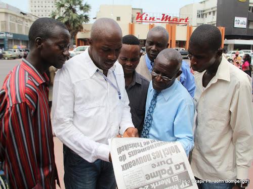 L'Avenir : « Tshisekedi se dote de 25 diplômés de l'école de guerre »