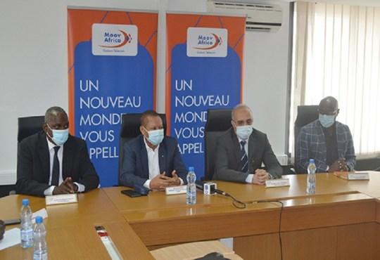 Moov Africa-Gabon Telecom:Croisade contre les zones blanches