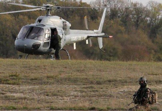 Six militaires français retenus dans un aéroport deGuinéeéquatoriale
