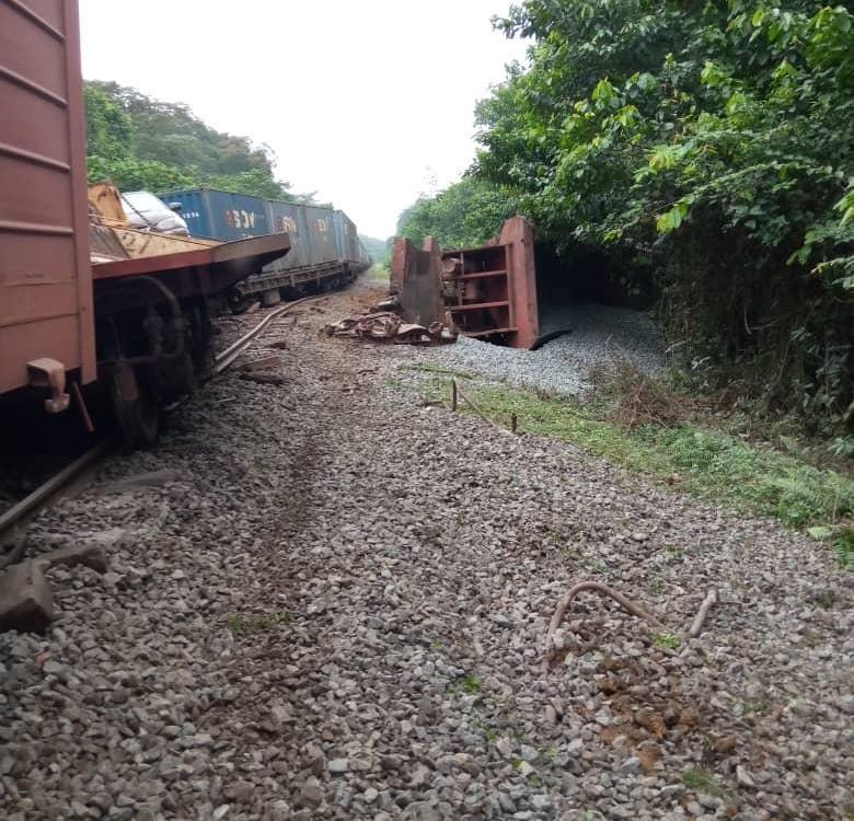 Setrag : Nouveau déraillement d'un train entre les gares de Mbel et Oyan