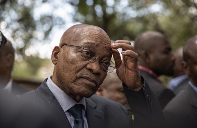 Afriquedu Sud: Jacob Zuma hospitalisé avant la reprise de son procès