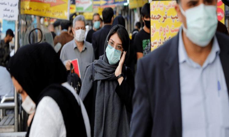Variant Delta : Iran, forte augmentation du nombre de cas de contamination