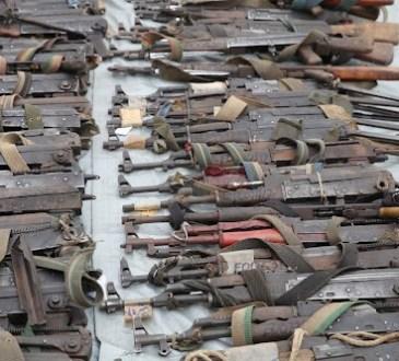 [Dossier]RDC : malgré 18 ans d'embargo, des armes circulent, FARDC et pays voisins indexés
