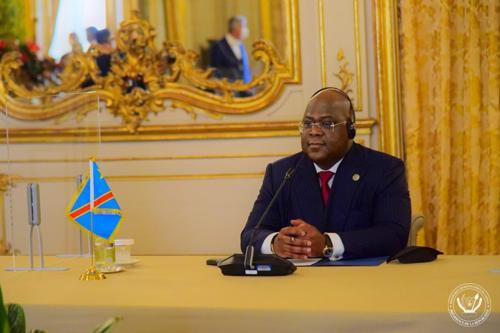 Félix Tshisekedi : « La victoire contre la COVID-19 n'est possible que si nous atteignons un taux d'immunité collective »