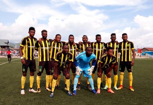 LINAFOOT : V.Club gagne à Goma face à Dauphin noir