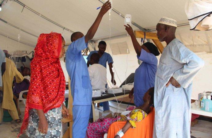 Nigeria: une épidémie de choléra a fait 2.300 morts cette année