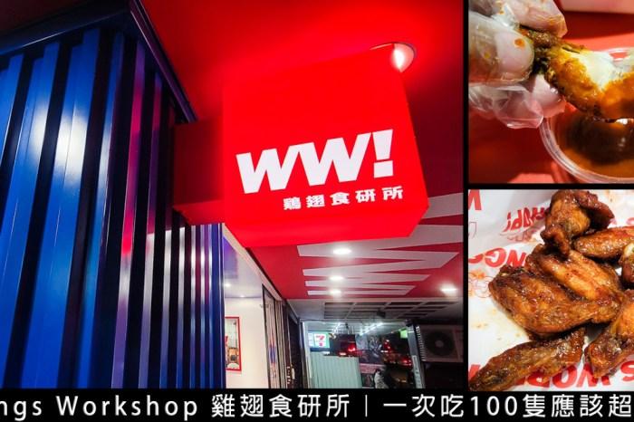 Wings Workshop 雞翅食研所|頂呱呱新品牌上市!多種口味,台北宵夜好選擇(菜單價格)