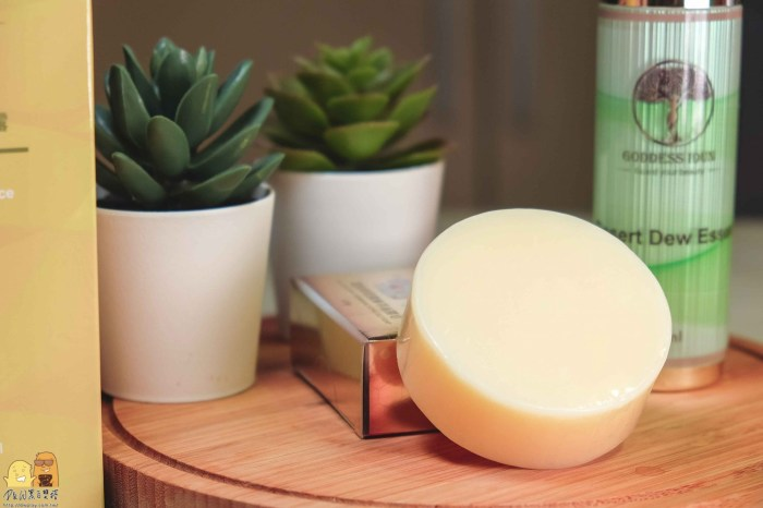受保護的內容: 清潔保養二合一,從洗臉就開始做保濕!!GODDESS IDUN蠶絲卵殼膜蜂萃面膜皂