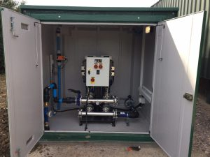 Dualduty Tank and Pump Installation with DWP Services