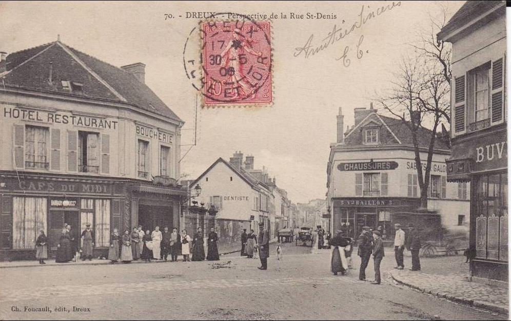 photos et carte postales anciennes de