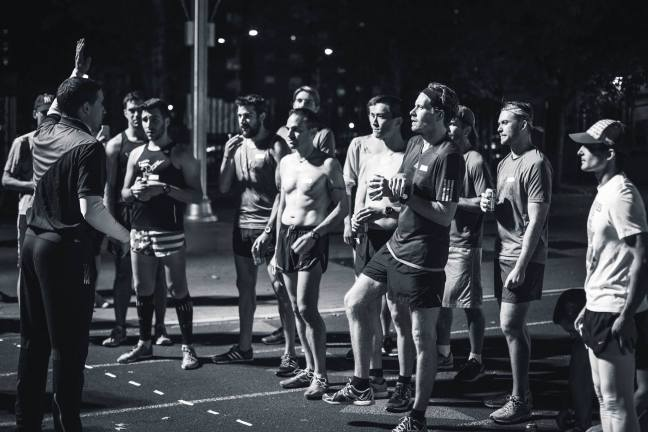 Men's Beer Mile